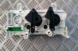 Renault Clio heater control panel switches Authentique 2001-2005
