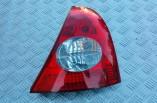 Renault Clio rear tail light brake lamp drivers rear MK2 bulb holder