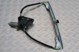 Renault Clio electric window regulator motor drivers front 1998-2001 77008422