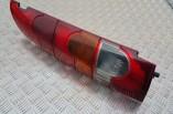 Renault Kangoo van rear tail light brake lamp passengers rear twin door 2003-2008