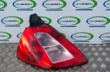 Renault Megane MK2 rear tail light brake lamp passengers rear 2004