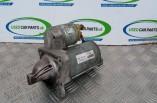Renault Trafic van starter motor 2 0 litre DCI 2011