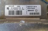 Renault Twingo Gordini RS ecu lock set BCM ignition barrel key 8200700600