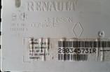 Renault Twingo Gordini speedometer clocks dash display 8201109952