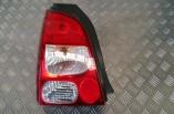 Renault Twingo Gordini passengers rear tail light lamp 2007-2011