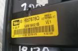 Seat Ibiza heater fan blower motor 1J2819021B F657878Q