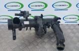 Skoda Fabia 1.4 VRS DSG throttle body control flap motor pipes 03C128063A 2010-2014