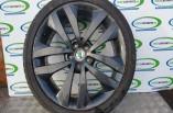 Skoda Fabia VRS 17 Inch alloy wheel 2010-2014