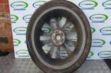 Skoda Fabia VRS Alloy Wheel 2010-2014 17 inch and tyre