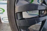 Skoda Fabia VRS Alloy wheel marks