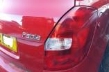 Skoda Fabia VRS rear tail light brake lamp drivers 2010-2015 5 door