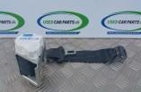 Skoda Fabia VRS seat belt drivers rear 5J6857448A 2007-2015