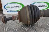 Skoda Octavia 2013-2017 Driveshaft drivers front CV Joint 2 0 litre diesel