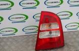 Skoda Octavia MK1 rear tail light lamp drivers hatchback 2001-2010