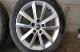 Skoda Octavia MK3 Elegance alloy wheel 2