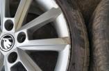 Skoda Octavia MK3 Elegance alloy wheel marks 3