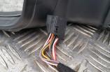 Skoda Octavia MK3 electric fold door mirror wiring connector plug