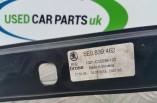 Skoda Octavia MK3 drivers rear window regulator electric 2013-2017
