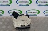 Skoda Octavia MK3 2013-2017 central locking motor drivers rear 5E0839016