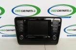 Skoda octavia MK3 display multimedia screen 5E0919605B 2013-2017