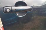 Suzuki Swift door handle black outer drivers front 2005-2010
