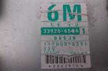 Suzuki Baleno 1.6 petrol engine ecu 33920-65G6 112000-6381 1995-2002