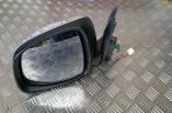 Suzuki SX4 door wing mirror passengers front electric 2007