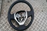 Suzuki Swift SZ3 steering wheel multifunction controls 2010-2017