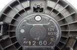 Suzuki Swift heater blower AV1260