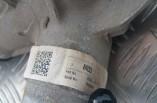 Toyota Auris 1.6 Valvematic power steering rack MK1 45500-02110