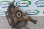 Toyota Auris 1.6 Valvematic wheel hub bearing abs drivers 2007-2012