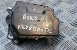 Toyota Auris 1.6 valvematic variable valve lift controller 222A0-37014