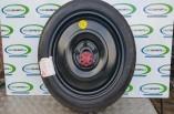 Toyota Auris 2006-2012 space saver wheel tyre rim