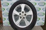 Toyota Auris TR Alloy wheel 16 Inch 5 Spoke MK1