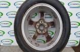 Toyota Auris TR alloy wheel 2010-2012
