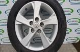 Toyota Auris TR alloy wheel 5 spoke 2010 2011 2012