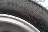Toyota Auris TR alloy wheel tyre 205 55 R16