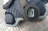 Toyota Auris TR door lock motor catch drivers front 2010