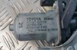 Toyota Auris TR 2006-2012 window regulator motor drivers front 85701-02010