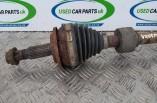 Toyota Avensis 2009-2012 driveshaft passengers 1.8 valvematic 6 speed MK3
