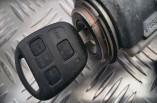 Toyota Avensis D4D ecu lockset ignition barrel key 1CD-FTV 89661-05690