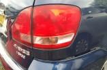 Toyota Avensis Verso rear tail light brake lamp drivers on body 2001-2003