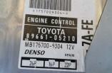 Toyota Avensis 1.8 petrol ecu start up kit 89661-05210 1998-2000