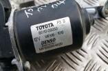 Toyota Avensis wiper motor linkage mechanism front 85110-05050 2003-2008