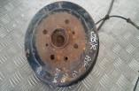 Toyota Aygo wheel hub drum drivers rear abs 1.0 litre 2005-2014