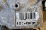 Toyota Corolla 2.0 D4D engine 1CD E1CD-C90 diesel 2002-2007