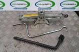 Toyota Corolla Verso wheel jack brace tool kit 2001-2004