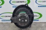 Toyota Corolla heater fan motor 2001-2007 0130101602