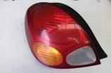 Toyota Corolla rear tail light brake lamp passengers rear hatchback 2000-2002