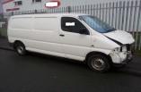 Toyota Hiace van door locking motor catch latch drivers front 2001-2005